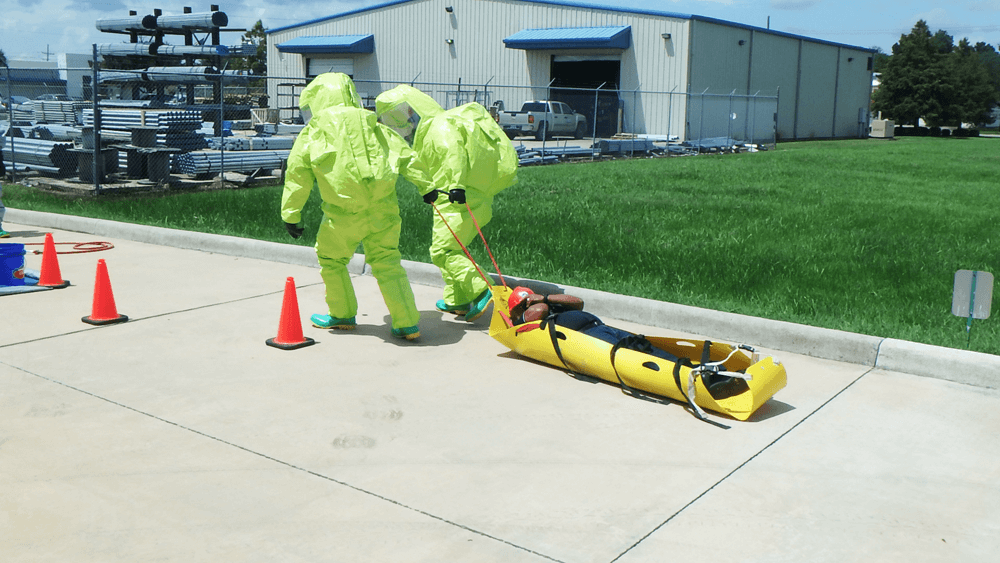 24 Hour HAZMAT Operations Course Beaumont, Texas