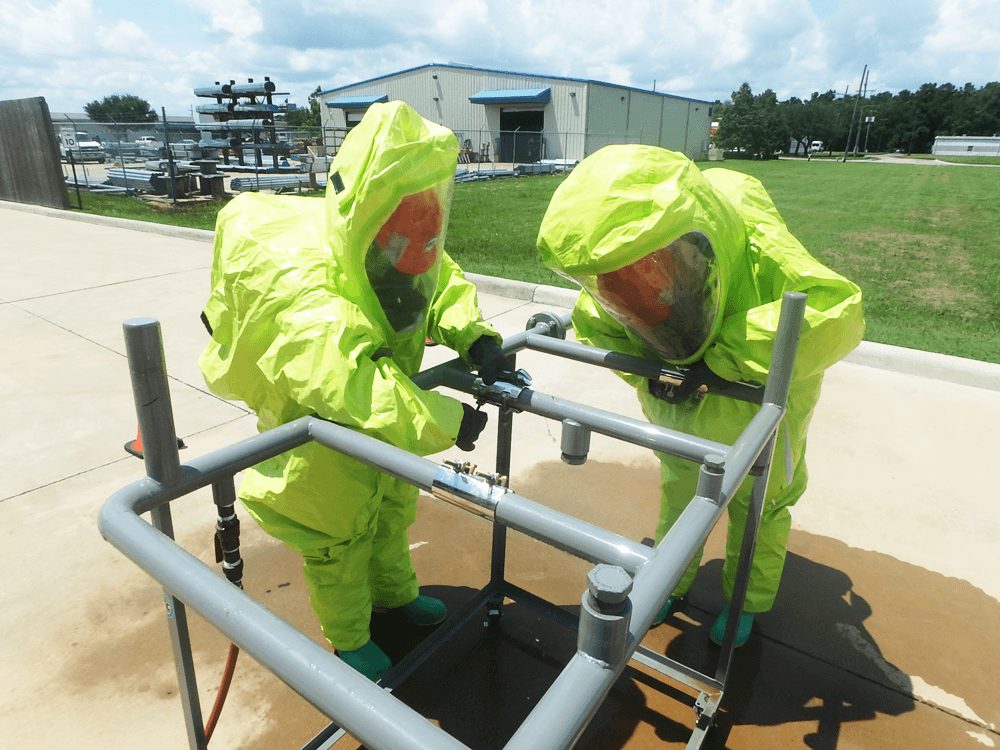 24hr-HAZMAT Technician course beaumont texas