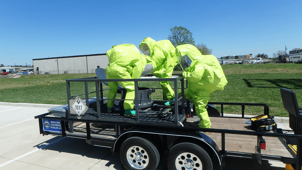 40hr-HAZMAT Technician course beaumont texas