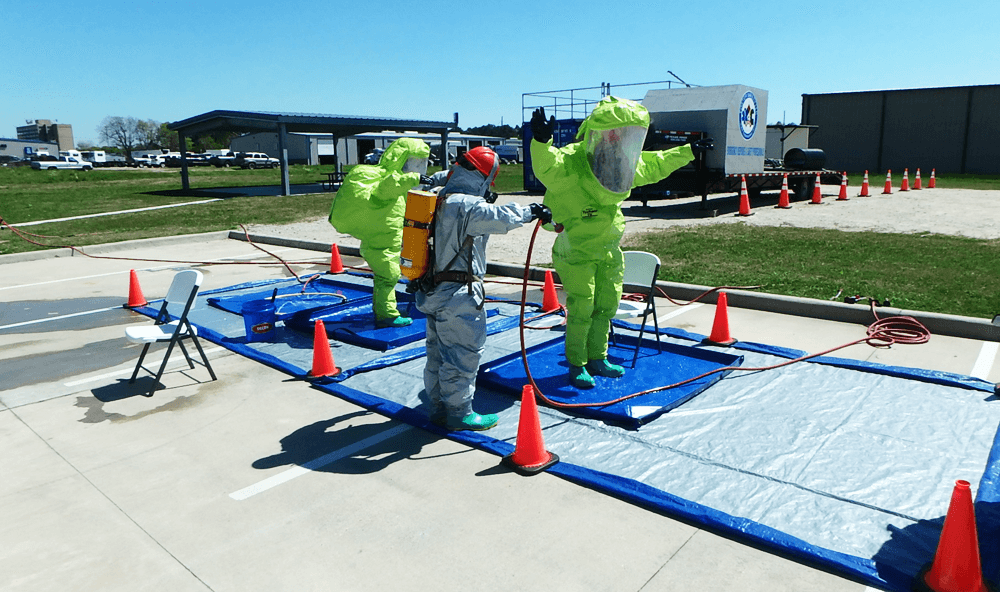 8-HAZMAT-HAZWOPER course beaumont texas