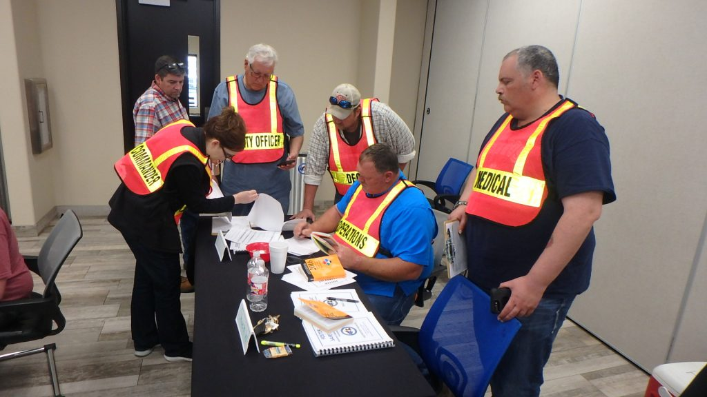 Incident-Command-NIMS-course-foster-safety-beaumont-texas