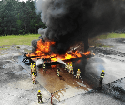 Pro-Board and NFPA 1081 Fire Brigade Courses Beaumont, TX