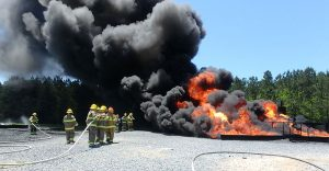 NFPA 1081 Pro Board FIRE Brigade Certification Course, beaumont, texas. foster safety